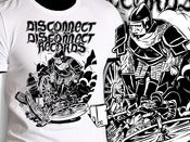 Image of Disconnect Disconnect T Shirt