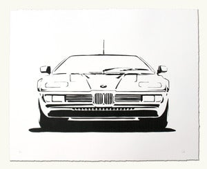 Image of BMW M1