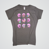 Image of Abominaballs Ladies Tee