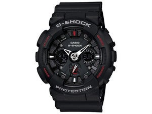 Image of Casio G-shock GA120-1 MATTE BLACK 