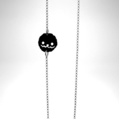 Image of Single Abominaball Thread Necklace