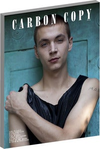 Image of Carbon Copy Issue 10 - HQ/Colour Print version