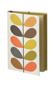 Image of Orla Kiely Mulit Stem Hardcover Notebook, small
