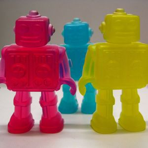 Image of Robot Soap Set