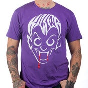 Image of Purple Vamp Tee