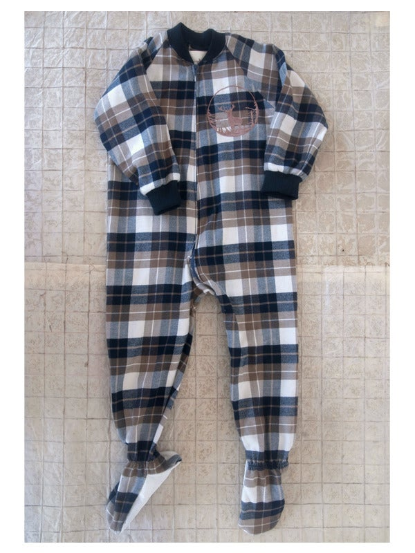 Image of Michael Darling Footed PJs
