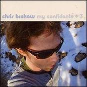 Image of Chris Brokaw - My Confidante + 3 CD EP (12XU 022-2)