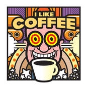 Image of I LIKE COFFEE