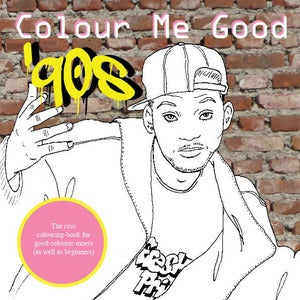Image of 1990s COLOURING IN BOOK