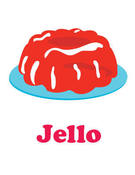 Image of jello