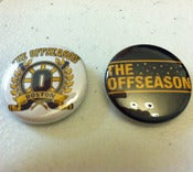 "Image of The Offseason - 1"" buttons"