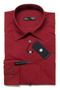 Image of HRST HR72734 RED SHIRT