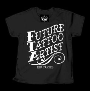 Image of Future Tattoo Artist T-Shirt Style #1085
