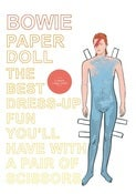 Image of DAVID BOWIE PAPER DOLLS BOOK