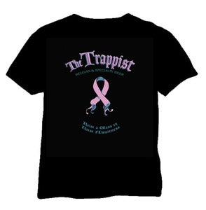 Image of Breast Cancer Awareness Tee - Men's