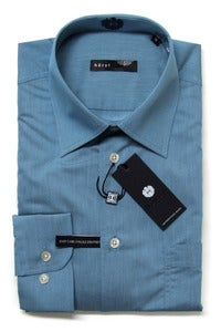 Image of HRST HR72734 COLD BLUE SHIRT