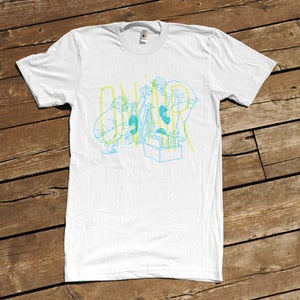Image of Music On Air T-shirt