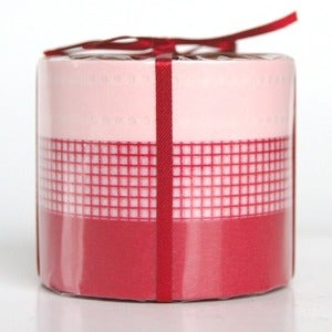Image of Washi Tape Triplets - Red Essentials