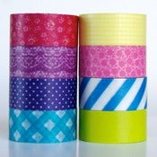 Image of Washi Tape Cuties - Vivid