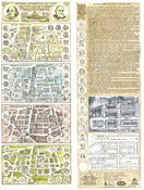 Image of The Map of Shoreditch Old & New (Limited Edition Print)