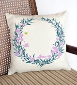 Image of CUSHION SMALL 'Pink Boronia'