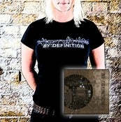 Image of ** SPECIAL OFFER ** Womens T-Shirt &amp; CD - Free delivery!