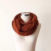 Image of Chunky Cowl in Spice