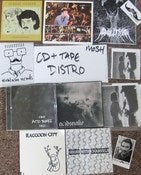 Image of CD + TAPE DISTRO