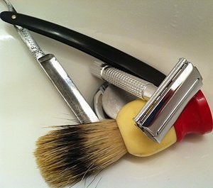 Image of Old Fashioned Shave Soap