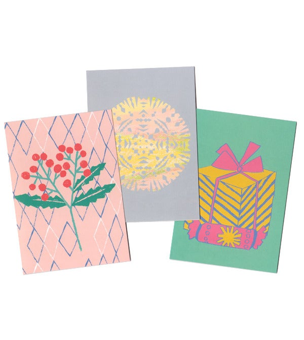 Image of Christmas Set of Cards