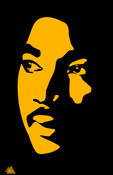 Image of Dr. Martin Luther King Jr. Tribute Poster