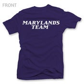 Image of Maryland's Team P/W Tee