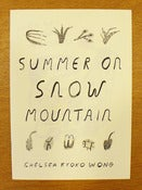 Image of Summer on Snow Mountain by Chelsea Ryoko Wong