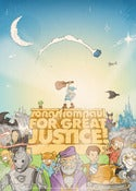 Image of SongsFromPaul - For Great Justice! Poster