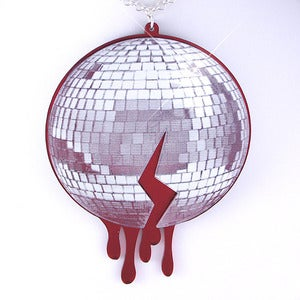 Image of Disco Bloodbath Necklace