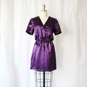 Image of Mulcair Purple Haze Dress
