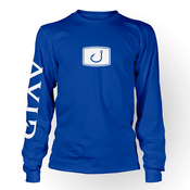 Image of Tournament Dri-DNA L/S - Royal