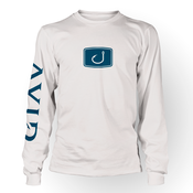Image of Tournament Dri-DNA L/S - White