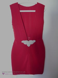 Image of Red Eva Dress