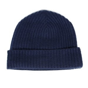 Image of Blue Tree Cashmere Hat
