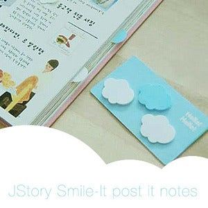 Image of JStory Smile-It Postit Notes