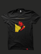 Image of Tribute Angela Davis T-Shirt