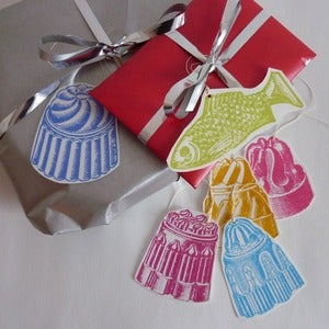 Image of Gift tag decoration pack