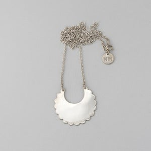 Image of Daisy Necklace | Silver