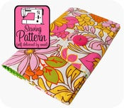 Image of Swatch Book Cover PDF Sewing Pattern