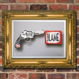 Image of WHO TO BLAME? By Scott King