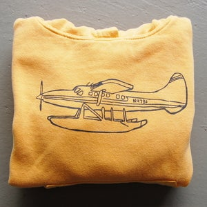 Image of Float Plane Hooded Sweatshirt