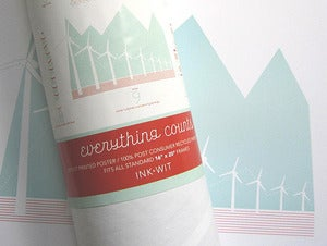 Image of SALE: Everything Counts poster