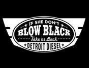 Image of If She Don't... Detroit Diesel Engine Truck T Shirt
