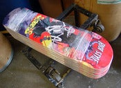 Image of S.T.R.E.E.T.S. Skate Deck - Invaders From Gnars